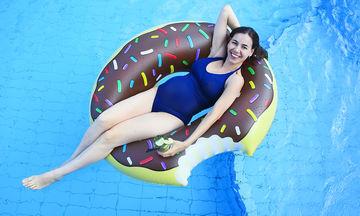 Άσκηση και εγκυμοσύνη: Απολαύστε το κολύμπι