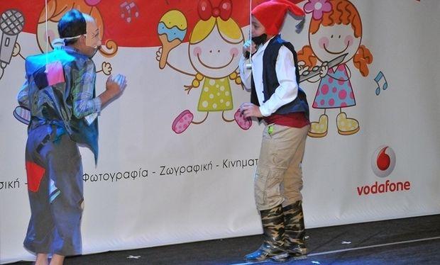 Φεστιβάλ τέχνης απ' τα παιδικά χωριά SOS, σε Αθήνα και Θεσσαλονίκη με την υποστήριξη της Vodafone