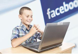 Ένα στα δυο παιδιά ηλικίας 14 έως 16 ετών διατηρούν προφίλ στο facebook!