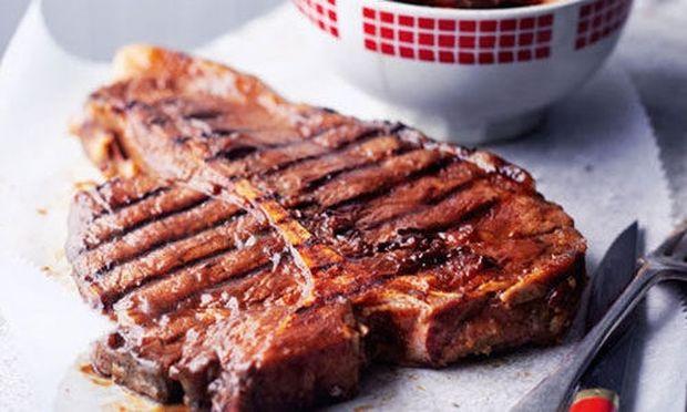 Απίθανη μαρινάδα για ψητό κρέας