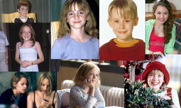 Παιδιά θαύματα του Χόλιγουντ: Πώς είναι σήμερα (φωτό)