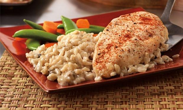 Πεντανόστιμο ρύζι με κοτόπουλο και αρωματικά!