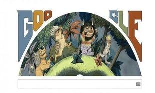 O παραμυθάς Μόρις Σεντάκ, το πρόσωπο της ημέρας στο doodle της Google