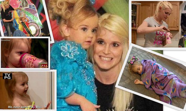Σοκ: «Ποτίζει» το 2χρονο παιδί της με μείγμα καφεΐνης και energy drink για να πάρει μέρος σε διαγωνισμό ομορφιάς!