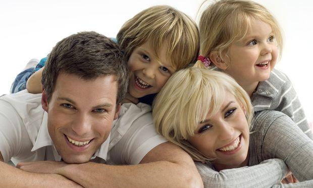 Έρευνα: Επτά τρόποι για να είναι τα παιδιά σας πιο ευτυχισμένα!