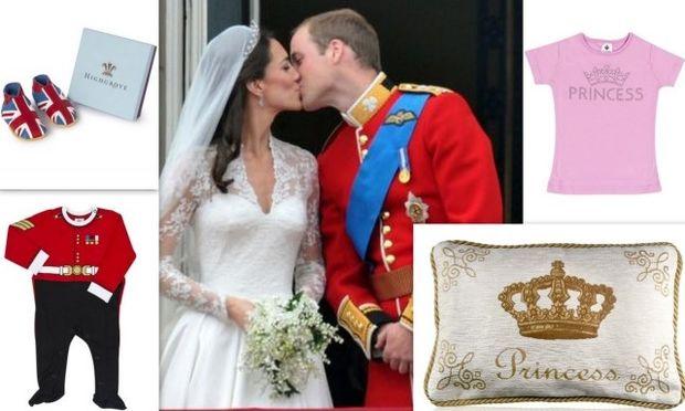 Οι Βρετανοί θα ξοδέψουν 243 εκατ. λίρες για τον ερχομό του μωρού του Πρίγκιπα Ουίλιαμ και της Κέιτ!