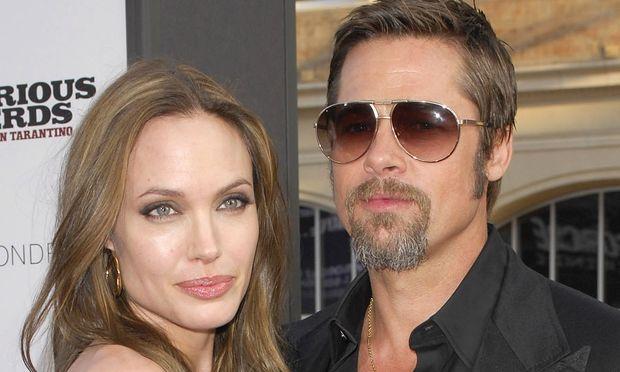 Μπράντ Πιτ: «Η Angelina τα πάει περίφημα»