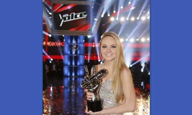 Η νικήτρια του τάλεντ σόου «The Voice» είναι μόλις 16 χρονών!