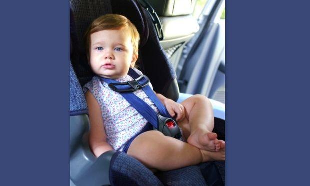 Μητέρα σε κατάσταση μέθης είχε αφήσει μόνο του στο αυτοκίνητο το 5 μηνών μωρό της!