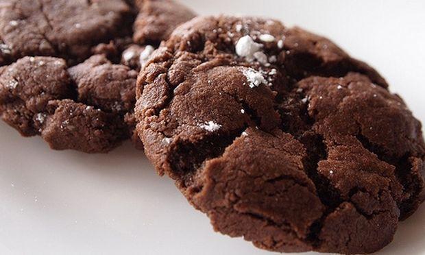Συνταγή για υπέροχα μπισκότα σοκολάτας!