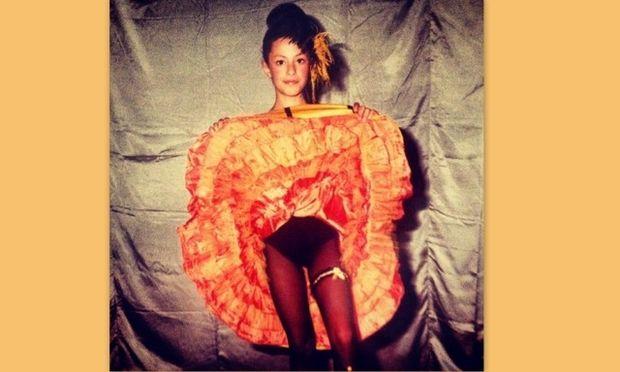 Αναγνωρίζετε το κοριτσάκι της φωτογραφίας;