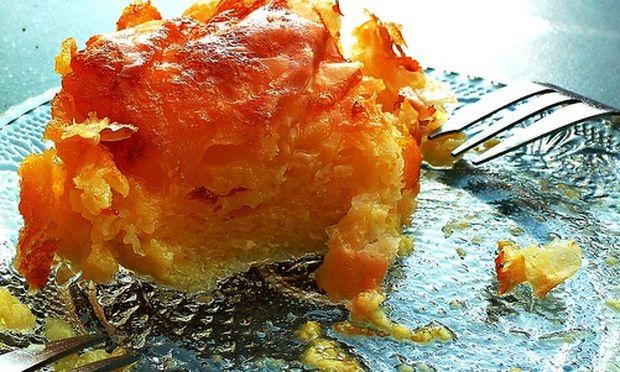 Συνταγή για θεϊκή πορτοκαλόπιτα με κρέμα!