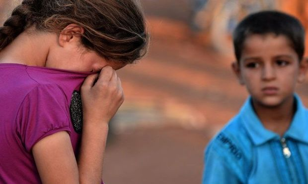 Τέσσερα εκατομμύρια παιδιά απειλούνται στην Συρία από τον καύσωνα και τον εμφύλιο!
