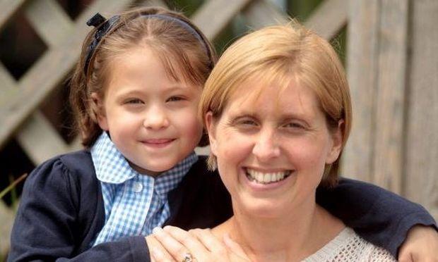 Η συγκλονιστική ιστορία μιας μητέρας που δώρισε μέρος από το ήπαρ της για να ζήσει η κόρη της!