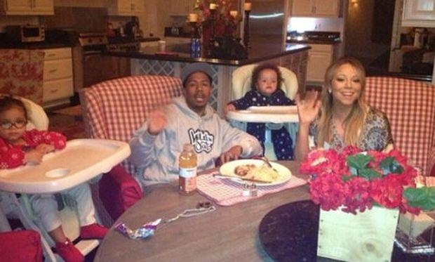Οι ευτυχισμένες οικογενειακές στιγμές της Μαράια Κάρεϊ σε φωτογραφίες!
