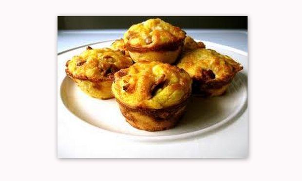 Συνταγή για αρωματικά muffins με φέτα!