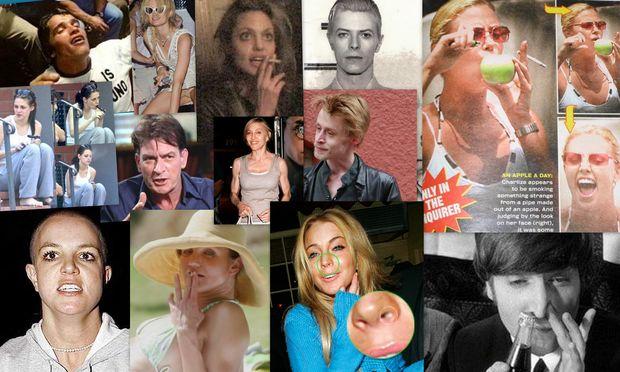 Τα διάσημα παιδιά του Hollywood που έμπλεξαν με ναρκωτικά