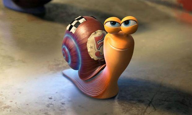 H Dreamworks παρουσιάζει τον Τούρμπο! Το γρηγορότερο σαλιγκάρι του κόσμου!
