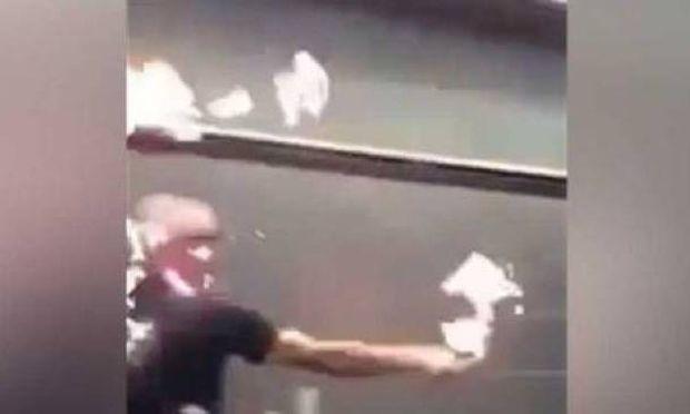 Πανικός στην τάξη: Δάσκαλος έβαλε κατά λάθος φωτιά στον εαυτό του