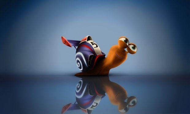 Ερχεται ο Τούρμπο! Το πιο γρήγορο σαλιγκάρι! Δείτε το αποκλειστικό trailer