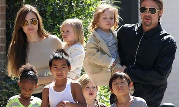 Ερχεται νέο μελος στην οικογένεια Μπρατ Πιτ - Ατζελίνα Τζολί;