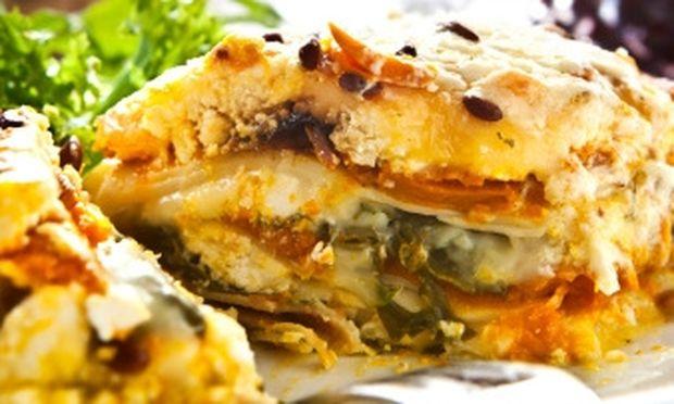 Συνταγή για καλοκαιρινό παστίτσιο με λαχανικά!