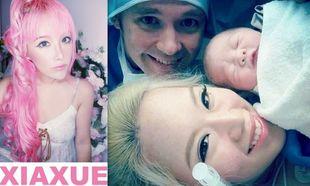 Xiaxue: Η πιο διάσημη blogger έγινε μαμά! Βίντεο από τη γέννηση του μωρού της!