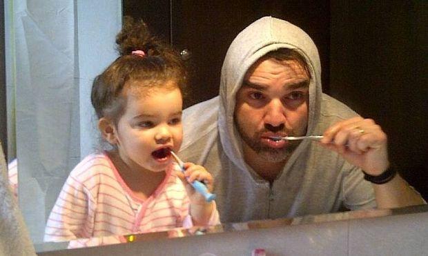 Νάσος Γουμενίδης: «Το παιδί μου… η ζωή μου!»