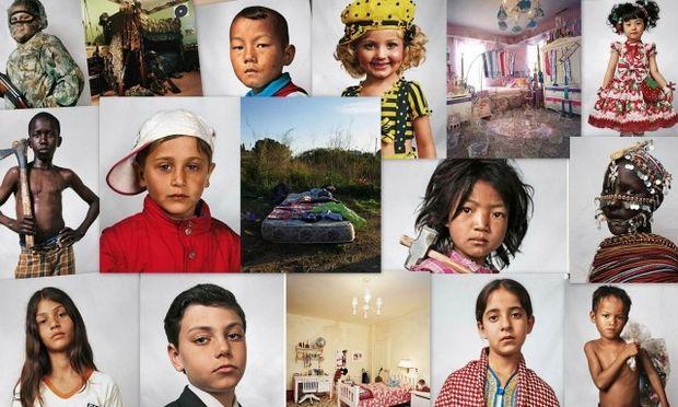Πόσο διαφορετικά ζουν τα παιδιά σε έντεκα μέρη του κόσμου! (φωτό)