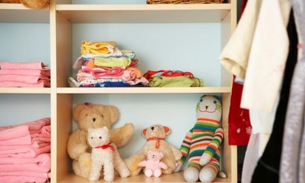 «Μάζεψε γρήγορα το δωμάτιο σου»! Βοήθησε το παιδί να μάθει να είναι τακτικό!