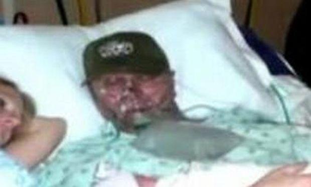 Πέθανε κρατώντας αγκαλιά τη νεογέννητη κόρη του!