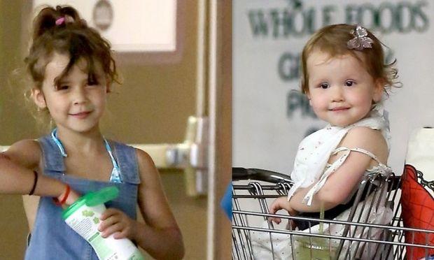 Μοιάζουν καταπληκτικά στη διάσημη μαμά τους. Είναι κόρες της…
