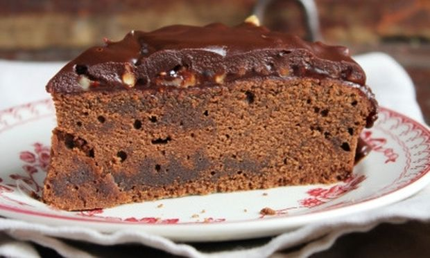 Συνταγή για θεϊκή σοκολατόπιτα!