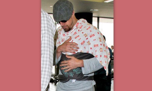 Τσάνινγκ Τάτουμ: Η πρώτη φωτογραφία αγκαλιά με την κόρη του!