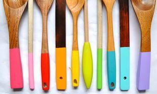 Δώστε χρώμα στα μαγειρικά σας σκεύη!