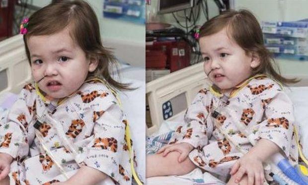 «Έσβησε» η μικρή που απέκτησε τραχεία με βλαστικά κύτταρα