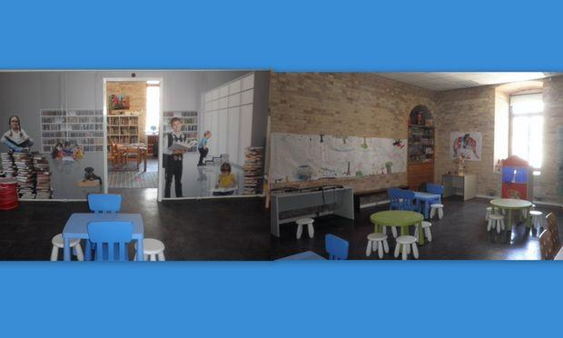 H ΙΚΕΑ Ιωαννίνων  εξοπλίζει το Παιδικό Τμήμα της Δημόσιας Κεντρικής Βιβλιοθήκης Κέρκυρας