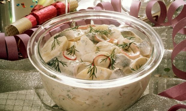 Συνταγή για κρύα πατατοσαλάτα!