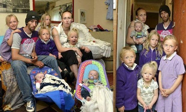 Άνεργο ζευγάρι λέει πως απέκτησε έξι παιδιά... κατά λάθος!