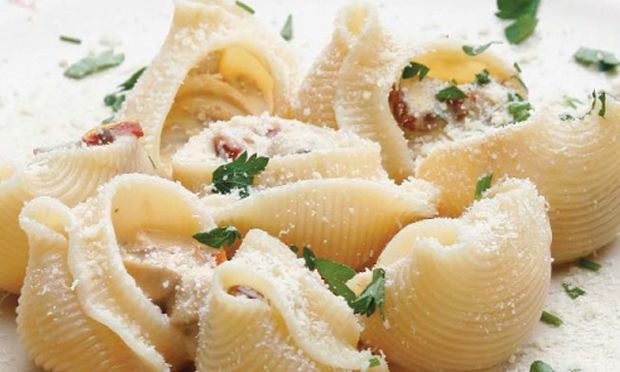 Συνταγή για γεμιστά ζυμαρικά με τυρί!