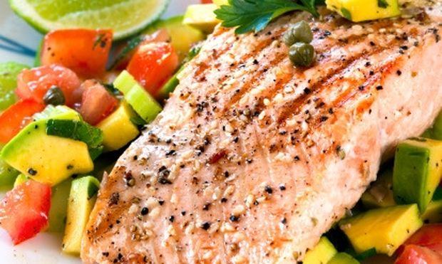 Συνταγή για φανταστικό ψαράκι με λαχανικά!