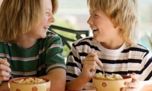 Ο ρόλος του ασβεστίου στην παιδική διατροφή!