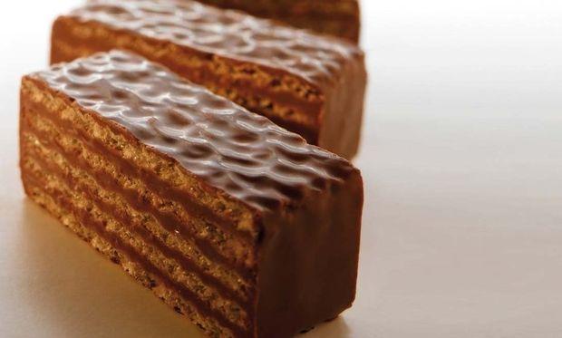 Συνταγή για σοκολατένιες γκοφρέτες!
