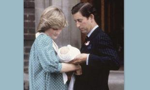 Οταν η πριγκίπισσα Νταϊάνα έβγαινε από το νοσοκομείο St Mary's (φωτογραφίες)