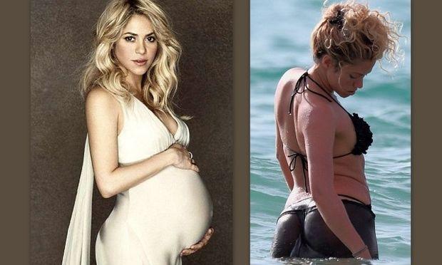 Σακίρα: Ποια γέννα; Έξι μήνες μετά, ξανά με τέλειους γοφούς!
