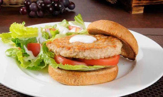 Συνταγή για burgers με κοτόπουλο!