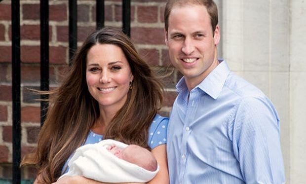 Ο πρίγκιπας Τζορτζ θα έχει και υποκοριστικό!