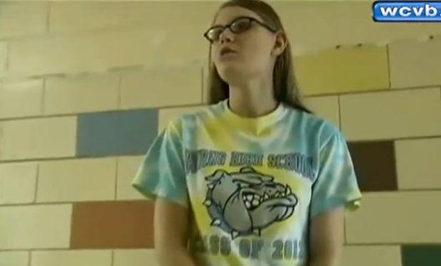 Η άστεγη έφηβη που κατάφερε να περάσει στο Χάρβαρντ!