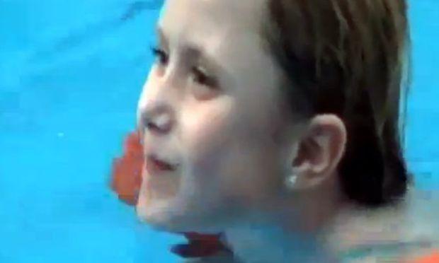 Η ιστορία ενός επτάχρονου κοριτσιού που δεν έχει φάει ποτέ! (βίντεο)