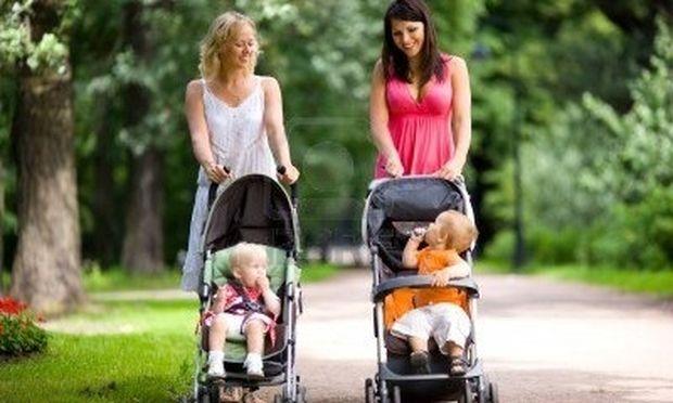Έρευνα: Γιατί οι νέες μητέρες πρέπει να περπατούν;